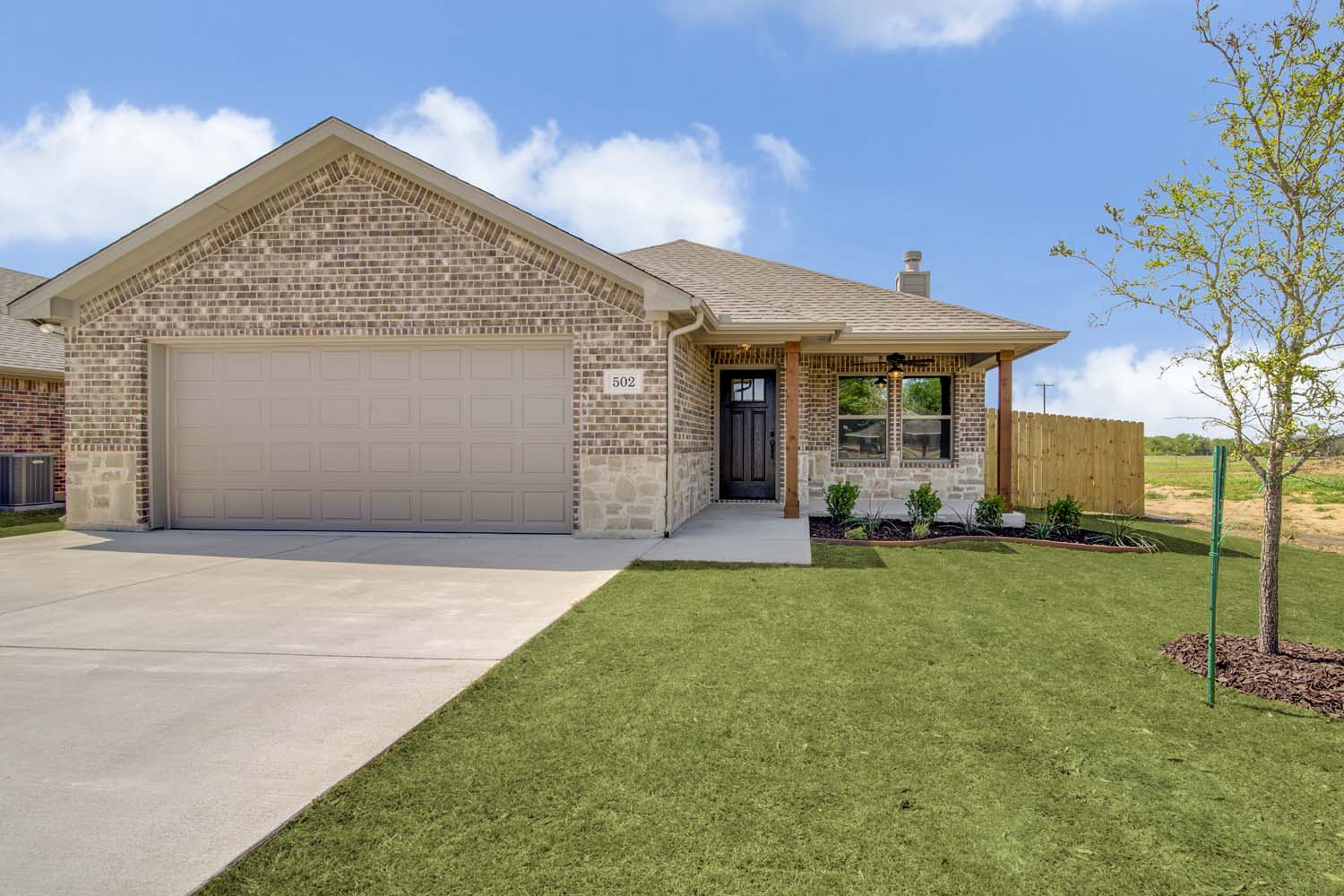 New Home Construction Collinsville, TX